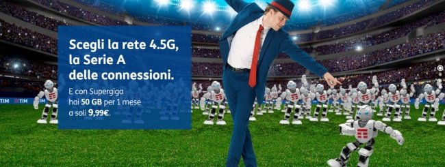 TIM, promozione SuperGiga per Sanremo