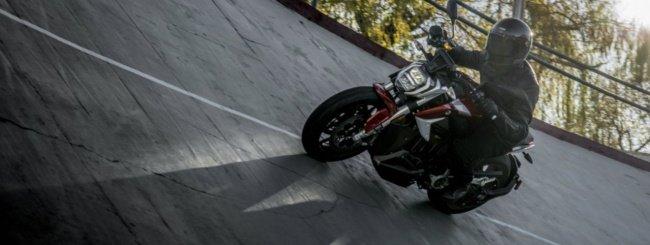 Zero Motorcycles lancia Zero SR/F
