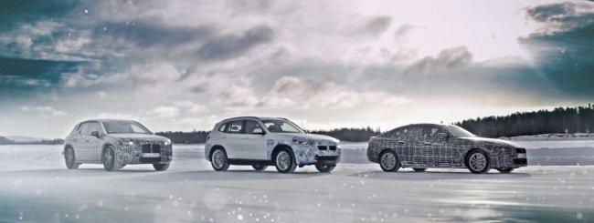 BMW iX3, BMW i4 e BMW iNEXT: nuovi dettagli