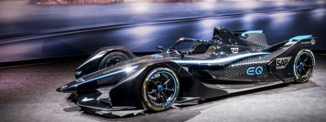 Mercedes EQ Silver Arrow 01