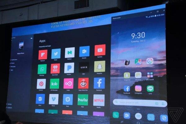 Microsoft porta le app Android su Windows 10