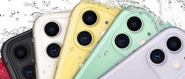 iPhone 11, colori