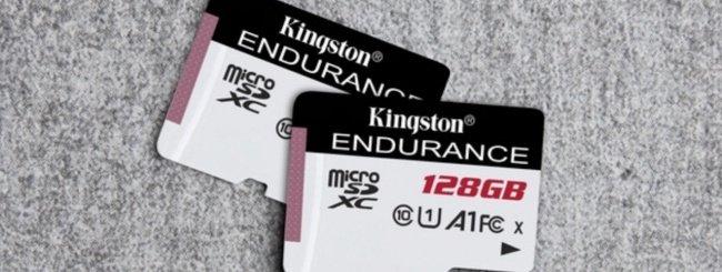 kingston endurance