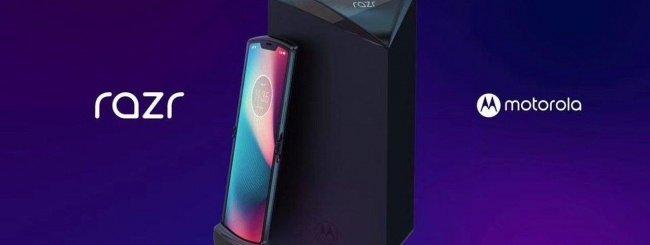 Motorola Razr leak