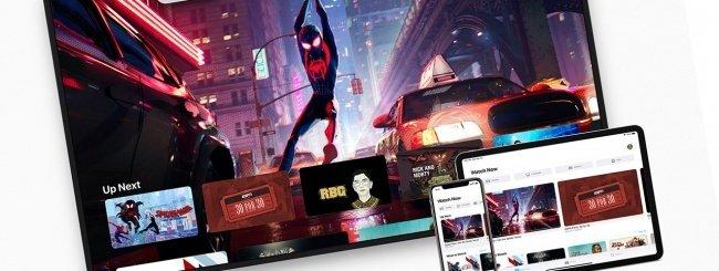 Apple TV, app