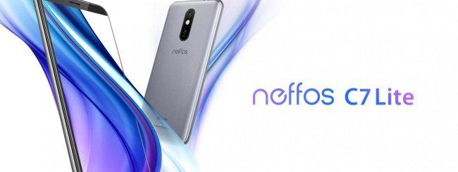 Neffos C7 Lite