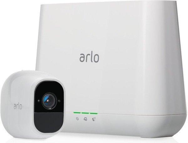 Arlo Pro2 VMS4130P Sistema di Videosorveglianza Wi-Fi