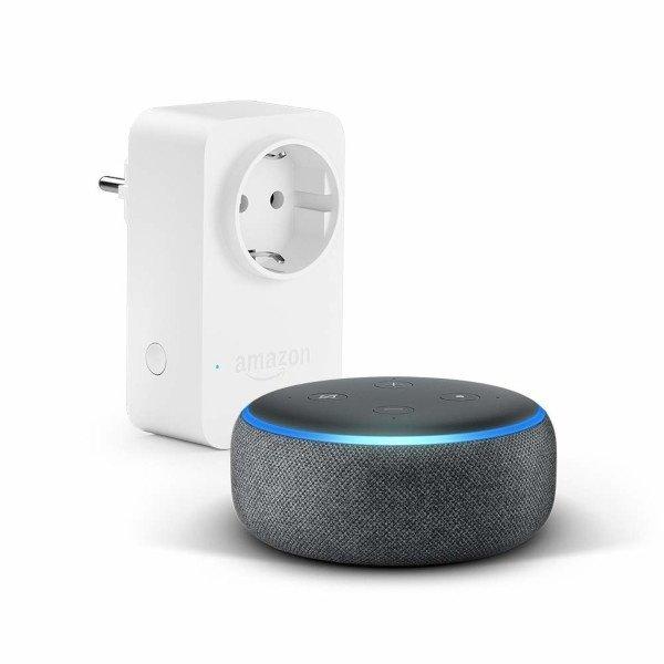 cho Dot + Amazon Smart Plug