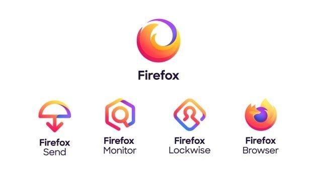 Firefox family logo