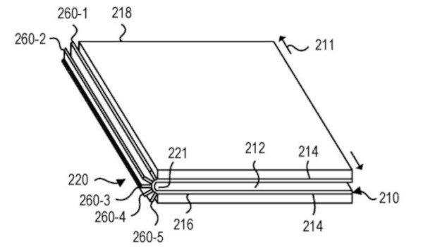 Microsoft, brevetto su dispositivo dual screen