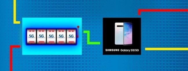 TIM Party mette in palio i Samsung Galaxy S10 5G