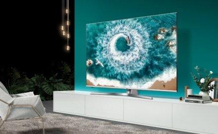 HiSense ULED TV Serie 8