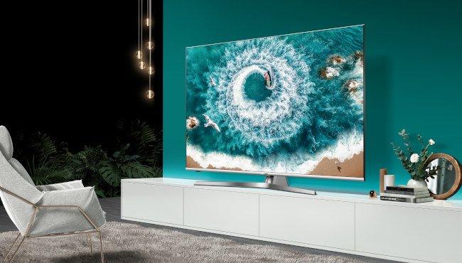 Scaricare timvision su smart tv hisense