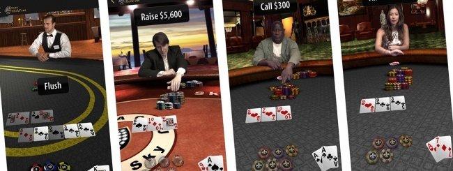 Apple, Texas Hold'em