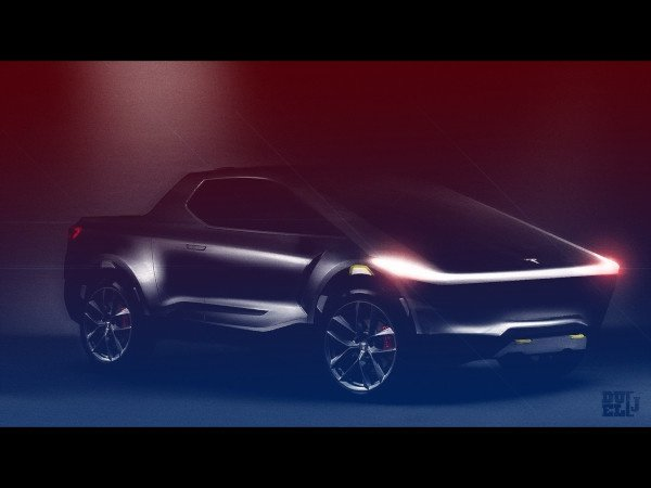 Tesla Pickup Concept
