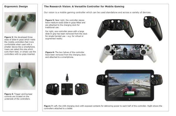 Controller xCloud per smartphone