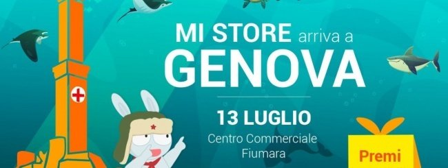 Xiaomi Mi Store Genova