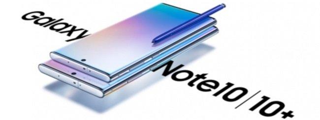 Galaxy Note 10 e Note 10+