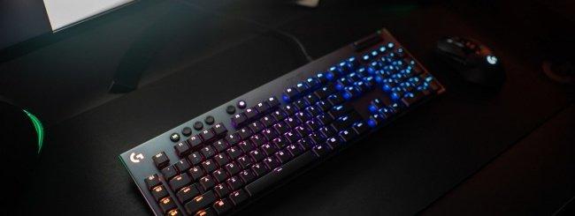 Logitech G G915 LIGHTSPEED e G815 LIGHTSYNC RGB