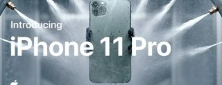 Apple presenta iPhone 11 Pro