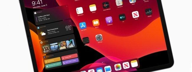 iPadOS, Dark Mode