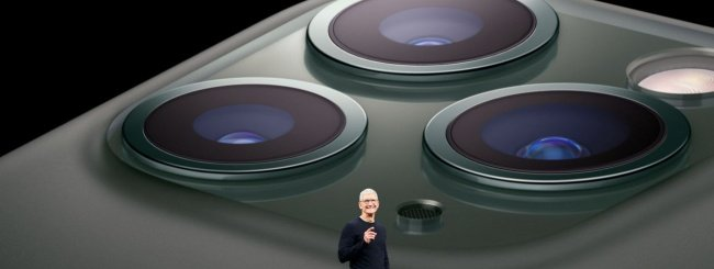iPhone 11 Pro - Tim Cook