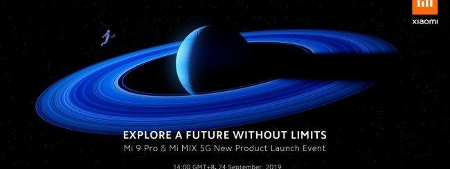 Xiaomi Mi 9 Pro 5 G launch event