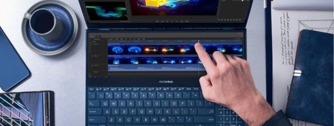 ASUS ZenBook Pro Duo (UX581)