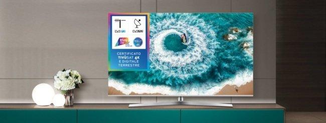 TV Hisense 2019