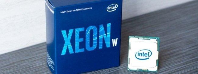 Intel Xeon W-2200