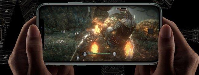 iPhone 11 Pro, grafica