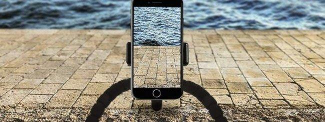 Treppiedi per iPhone
