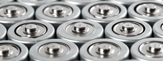 batterie agli ioni di litio