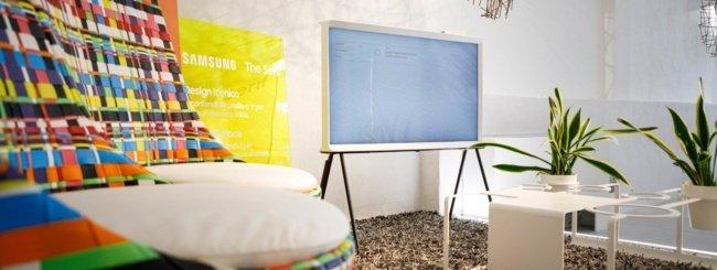 Samsung porta in Italia i suoi Lifestyle TV 2019