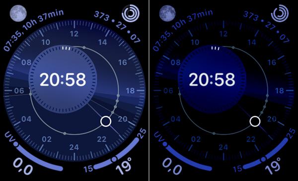 Schermo Apple Watch Series 5