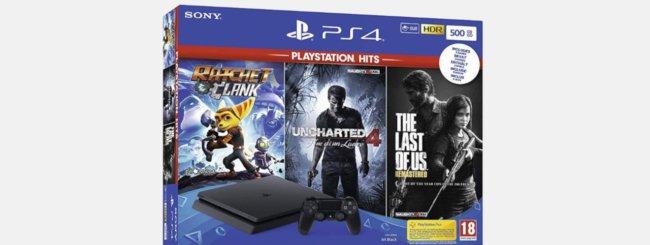 Playstation 4 più giochi