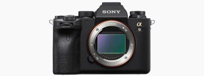 Sony α9 II