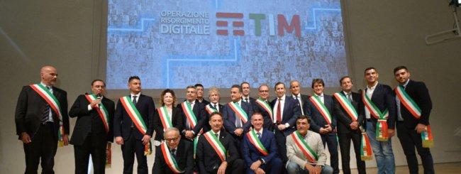 TIM: Operazione Risorgimento Digitale