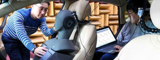 Hyundai, una tecnologia contro il rumore in auto