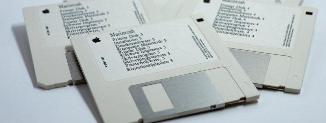 Floppy per Macintosh