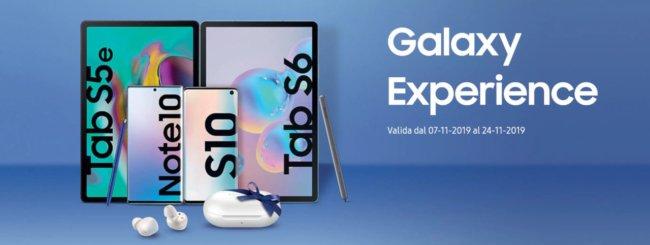 Samsung regala i Galaxy Buds con alcuni smartphone