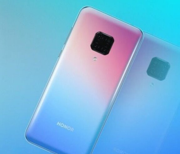 Honor V30 leak