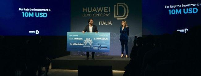 Huawei Developer Day Italia