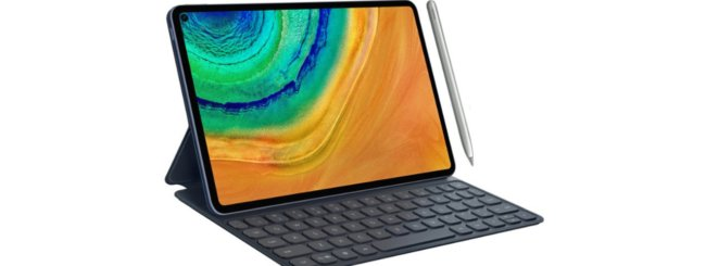 Huawei MatePad Pro leak