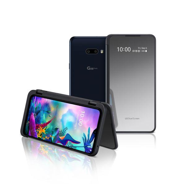 LG G8X ThinQ con Dual Screen