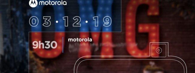 Motorola One Hyper teaser