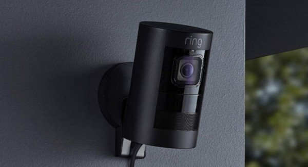Videocamera di sicurezza Ring Stick Up Cam Elite HD