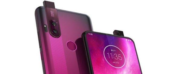 Motorola One Hyper render