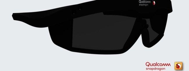Qualcomm Snapdragon XR2 concept glasses