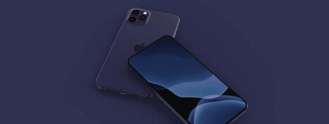 iPhone Navy Blue